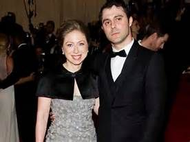 Chelse Clinton married to George Soros' grandson. Keep those bloodlines pure!!