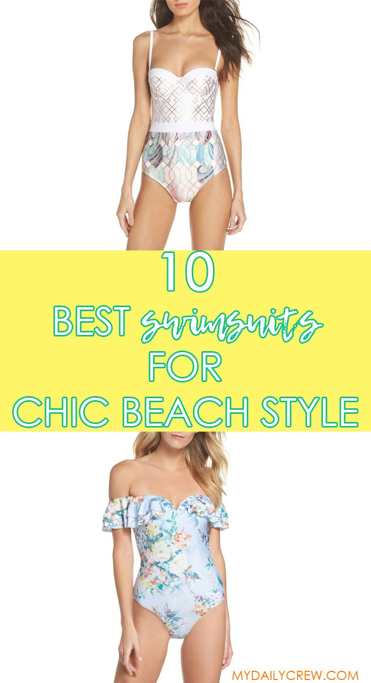 Important: This Swimsuit Style Looks Good on Everyone