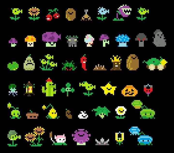 video juego Mario mezclado con plantas contra zombis | plants vs ...