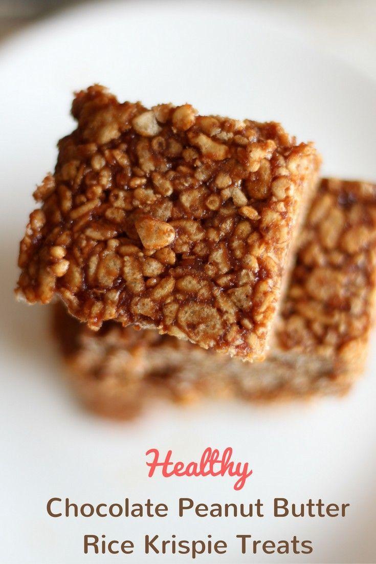 Best 20+ Healthy Rice Krispie Treats ideas on Pinterest ...
