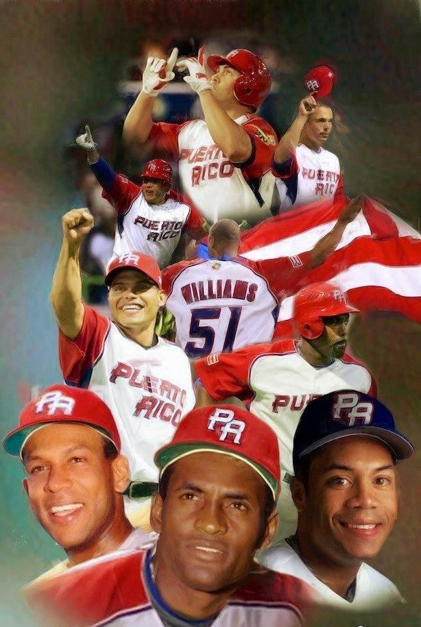 Estrellas de nuestro beisbol puertorrique~o ...
