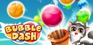 Buble dash game bắn bóng hay trên mobile.