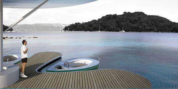 Smart City. BEEboat, mobilità sostenibile per aree marine