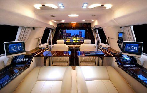Cadillac Escalade Custom Interior | In ♥ with Cadillac Escalades