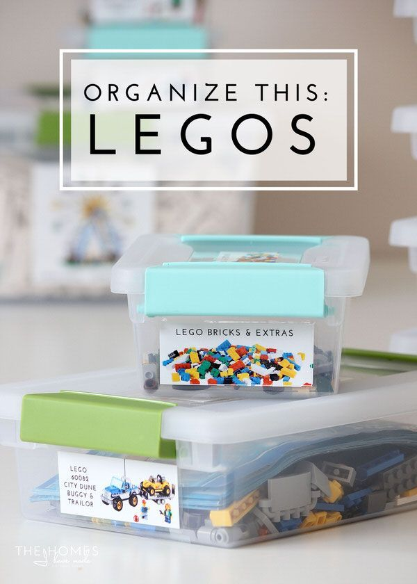 25 Best Ideas About Lego Organizing On Pinterest Lego