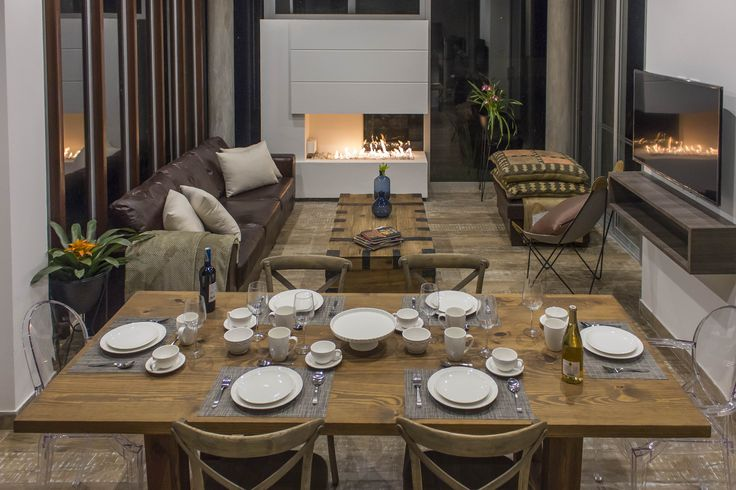 Comedor & Sala | Casa de Anny