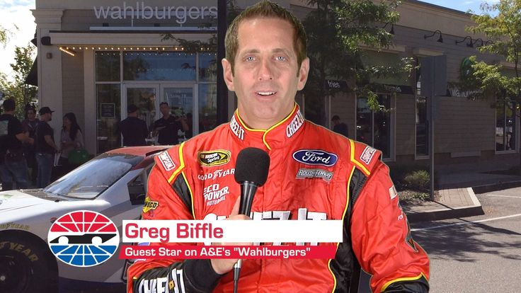 Greg Biffle Ready for Wahlburgers to Air