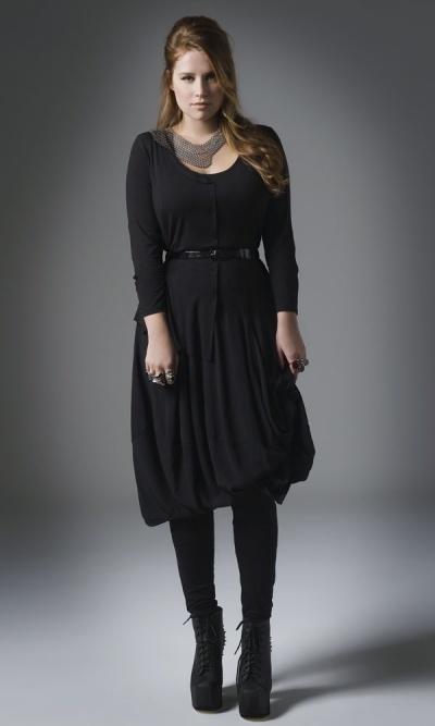 3264 BACK TO BLACK dress