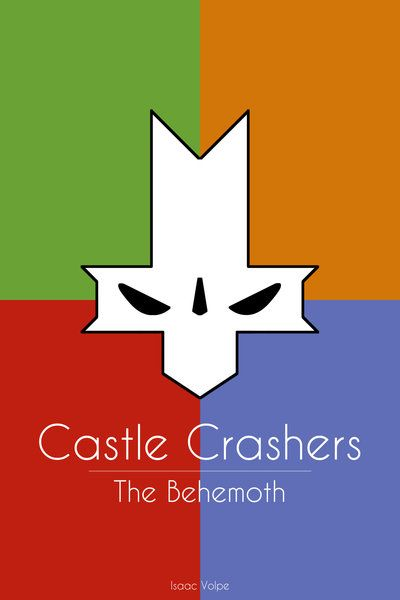 Castle Crashers by =Isaac-Volpe on deviantART