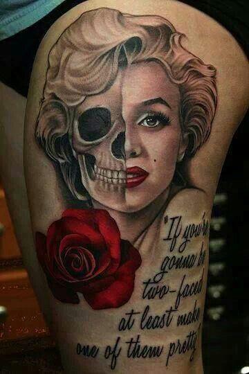Marlyin tattoo