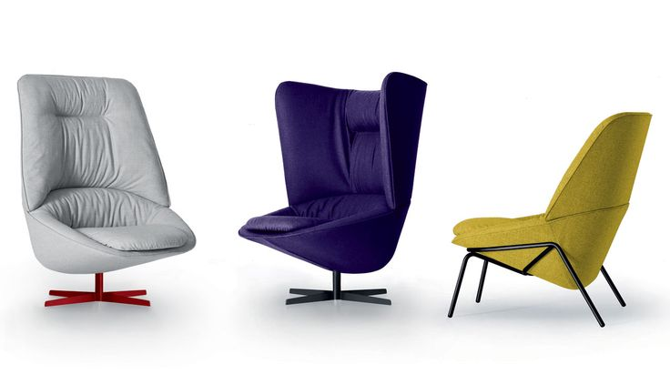 Ladle seating by Luca Nichetto for Arflex