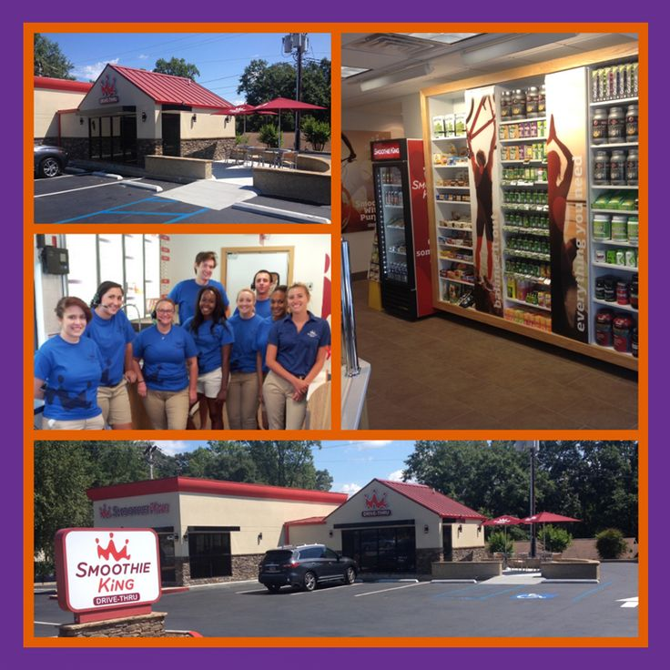 Hey Clemson Tiger Fans! We have a NEW Smoothie King location to fuel you through football season. Come visit us at 1060 Tiger Blvd., Clemson, South Carolina, 29631. (Opened mid-August, 2014)