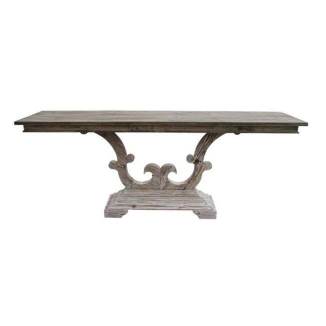 Vavoom Emporium - Normandie Long Console Table, $2,178.00 (http://www.vavoom.com.au/normandie-long-console-table/)