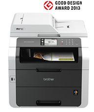 Brother MFC9340CDW Colour Multi-function Laser Printer + $200 Cashback