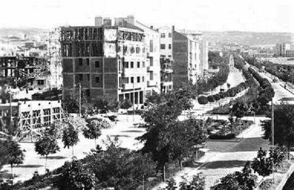 Atatürk Bulvarı 1935