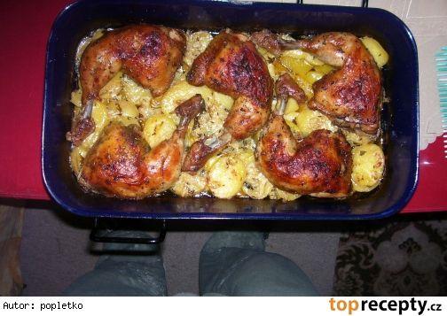 Kuře neskutečně dobré