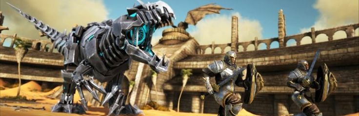 ARK: Survival Evolved is hitting the PlayStation 4 on December 6 – Massively Overpowered