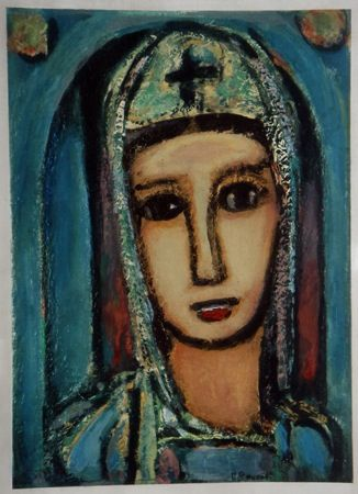 Georges ROUAULT à la Galerie Roussard, Montmartre  Discover the coolest shows in New York at www.artexperience...