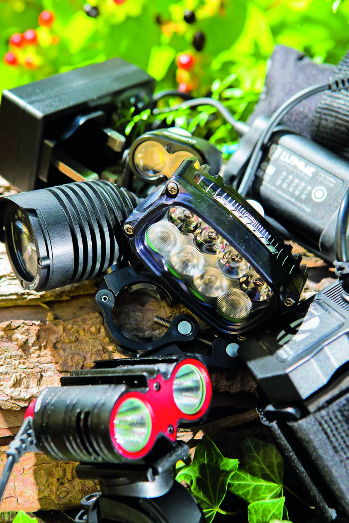Buyer s guide to mountain bike lights