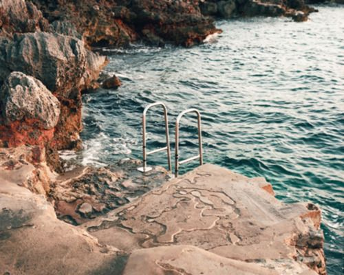 //: Swim Hole, Swim Pools, The Ocean, Beaches Pools, Pools Ladder, Natural Pools, Places, Dips, The Sea