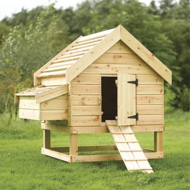 My kids would love this, although I think it's a chicken coupe www.kippenpagina.nl