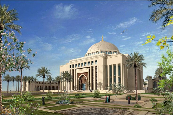 Princess Nora Bint Abdulrahman University - #Architecture Design