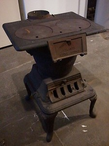 Rancher Cast Iron Stoves No 19 Vintage Cast Iron Cook