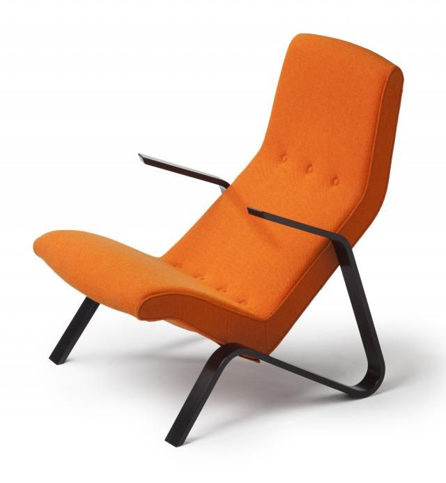 Eero Saarinen Grasshopper chair - The famous chair is produced in Finland, exclusively by Tetrimäki prepare. The first 100 copies were numbered.
