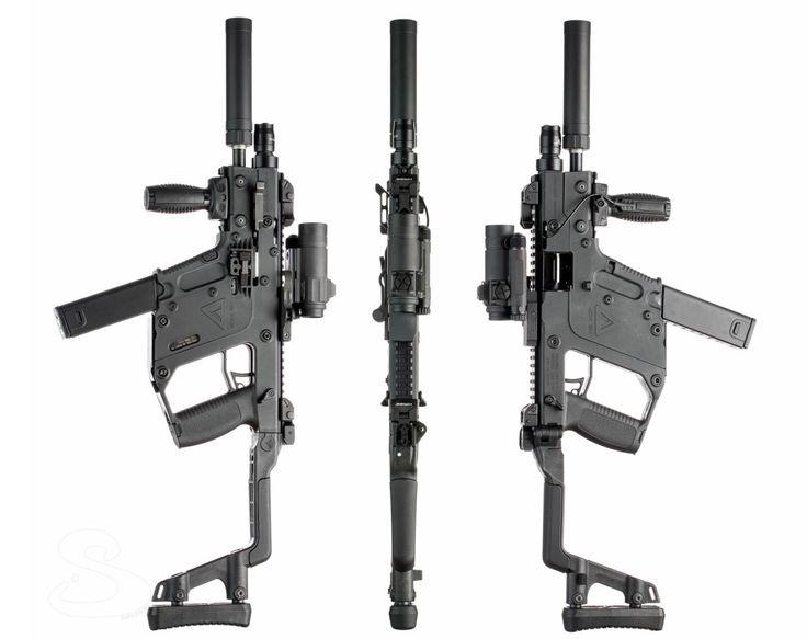 Defending civilizaion guns kriss vector military guns