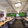 LTL Architects Create Living Wall of Central Park for OpenPlans' Offices ltl architects the open planning project – Inhabitat New York City