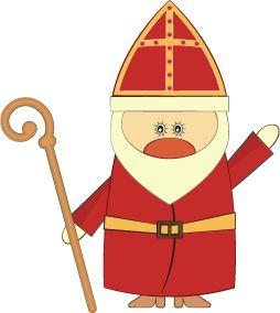 Kerstkaart Met Sinterklaas - Google Search
