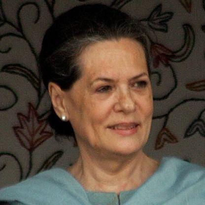 Sonia Gandhi, President, Indian National Congress, Forbes #9 Power Women