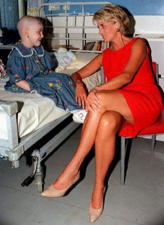 princess diana charity work love and abundance