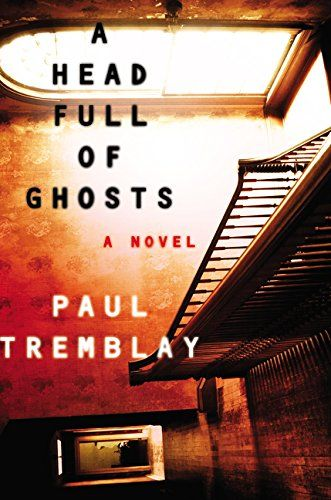 "Stephen King recommends Paul Tremblay's A Head Full of Ghosts. King said the book, ""Scared the living hell out of me, and I'm pretty hard to scare."""