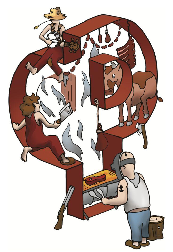 Smokehouse Red Menu