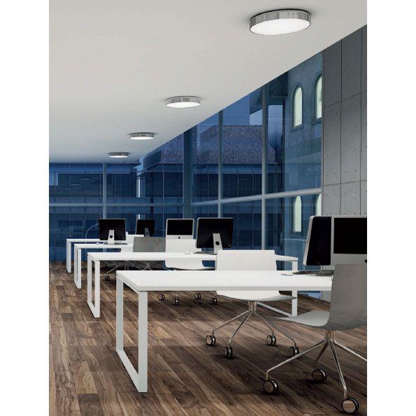 Milan Inoxx led plafondi