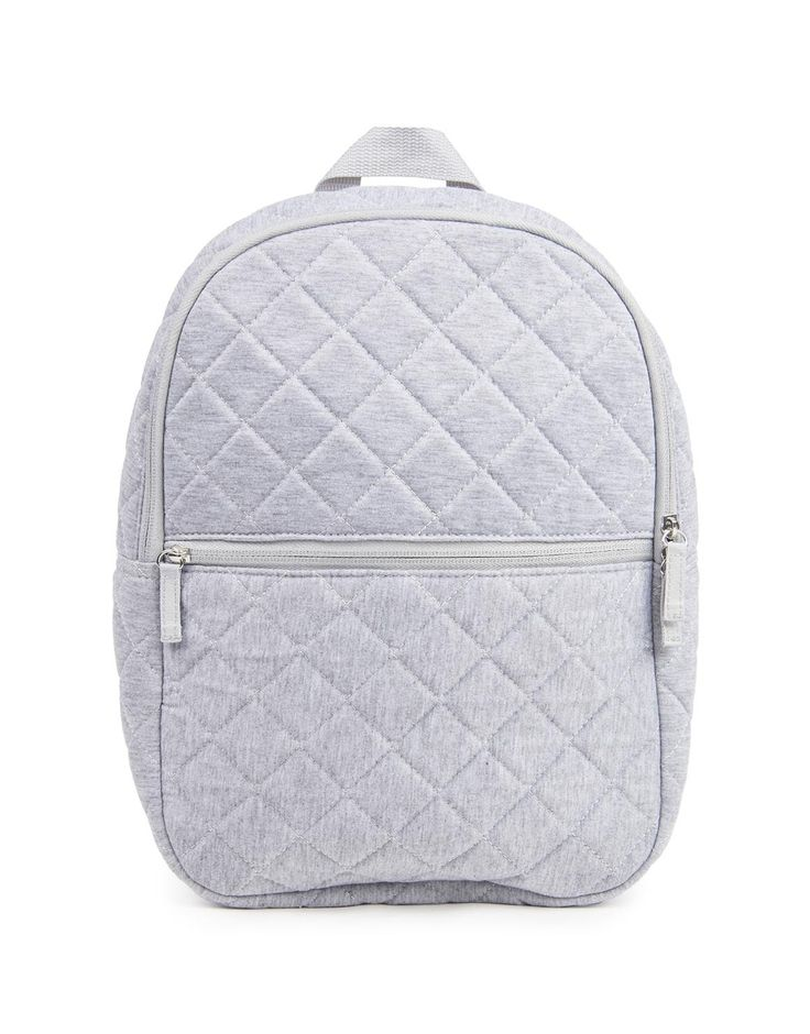 Melange Quilted Backpack | Woolworths.co.za