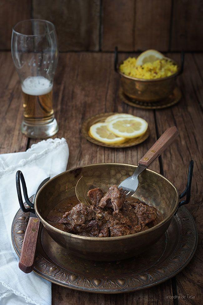 Curry-vindaloo-de-carne-de-cerdo-picante