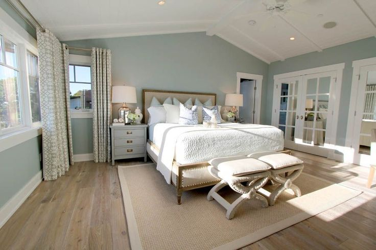 Blue Master Bedroom Design blue master bedroom blue master bedroom ideas | hgtv inspiration