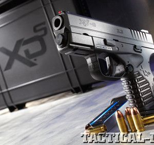 SNEAK PEEK: SPRINGFIELD ARMORY XD-S 9mm | Tactical Life