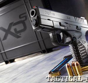 SNEAK PEEK: SPRINGFIELD ARMORY XD-S 9mm | Tactical Life