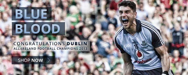 Dublin All-Ireland Champions 2013