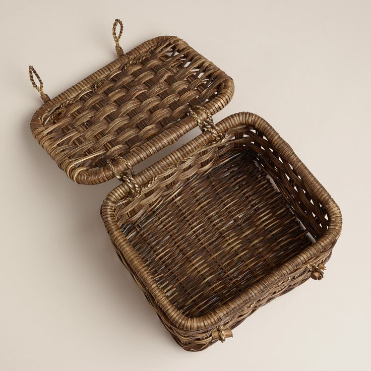 Jonah Rattan Baskets | World Market