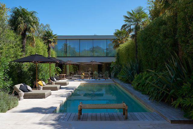Les 90 meilleures images du tableau piscine sur pinterest for Revetement piscine silico marbreux