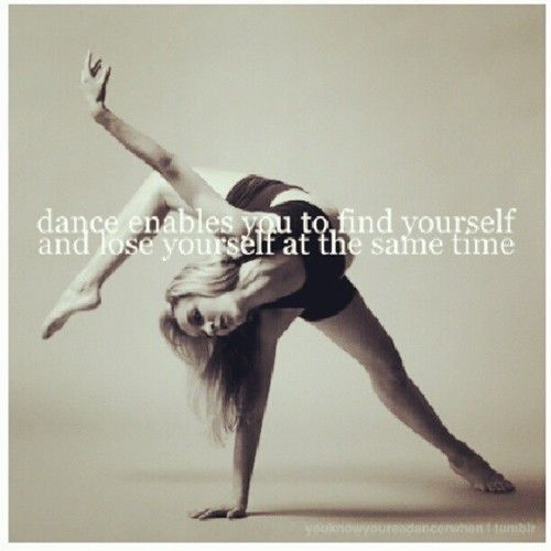 quotes about dance tumblr - photo #8
