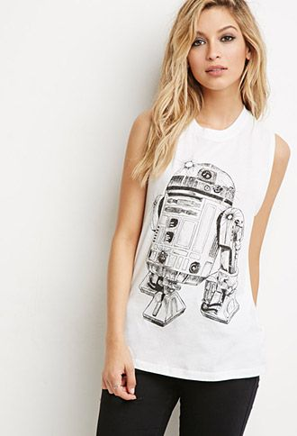 So excited for Star Wars merch becoming easily accessible again because of the new movie. BUY ALL THE STAR WARS CLOTHES!!! Clothing | WOMEN | Forever 21