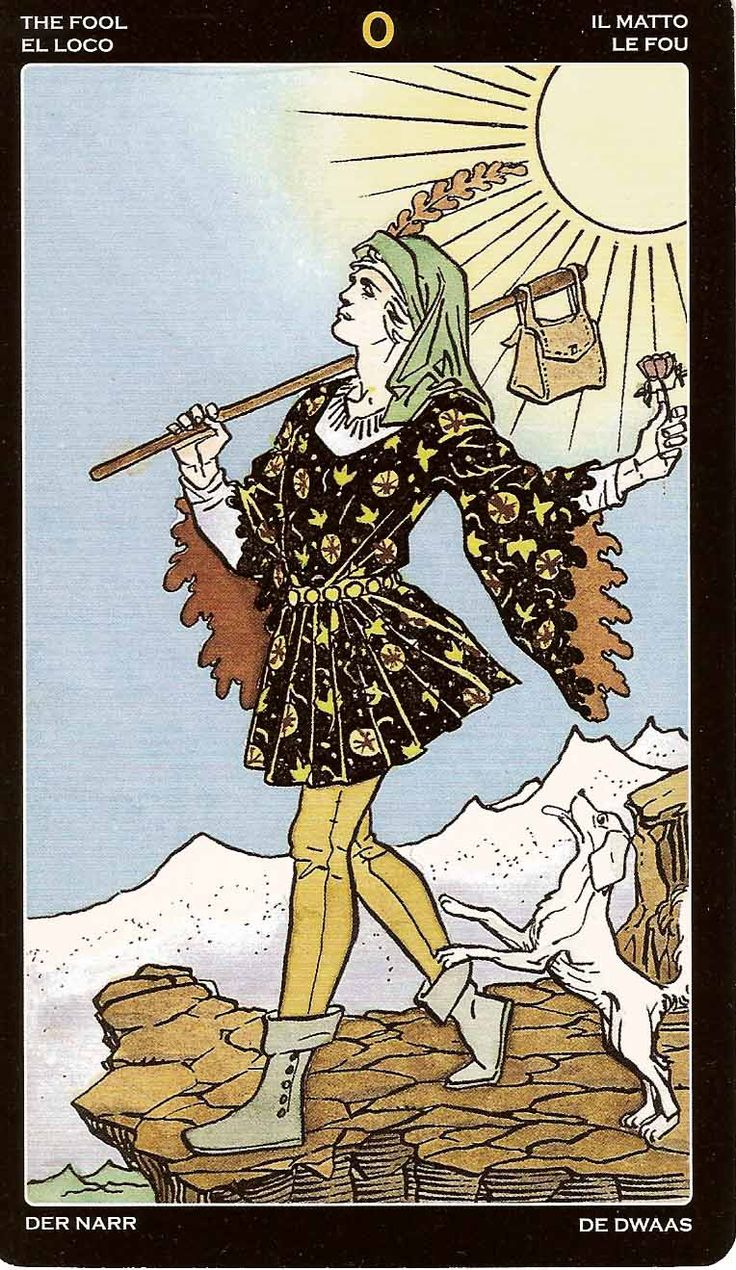 Use Tarot To Plan Your Business Tarot Reading Case Study: Trickster Truthteller Jester Images On