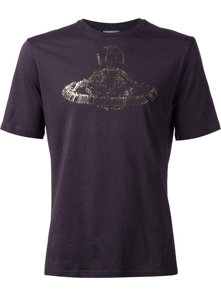 VIVIENNE WESTWOOD orb print T-shirt – Case Study