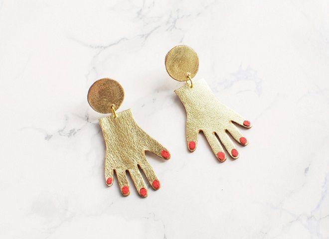 Earrings / Benu Made