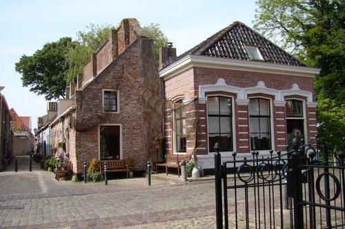 Elburg, Gelderland, The Netherlands ~ old fortress homes